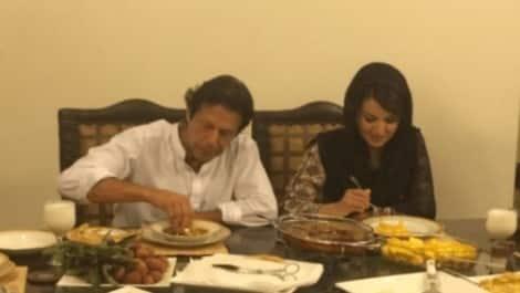 Imran with rehan