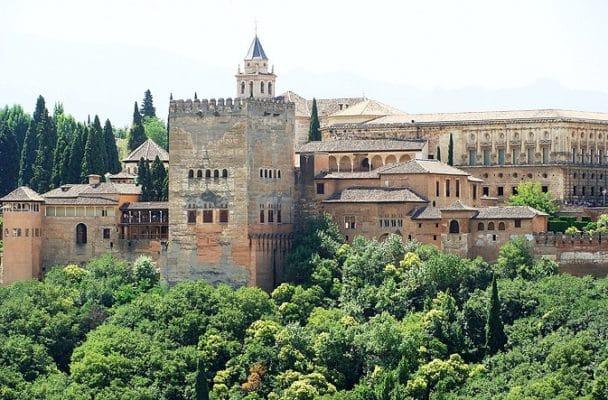 Memories of Alhamra 1