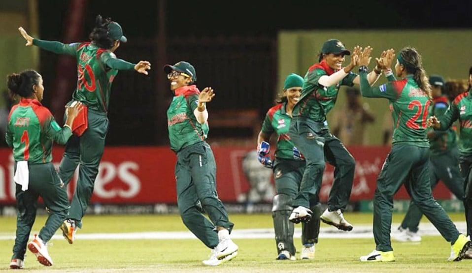 বাংলাদেশ নারী ক্রিকেট দল