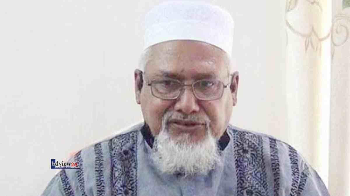 ধর্ম প্রতিমন্ত্রী মো. ফরিদুল হক খান