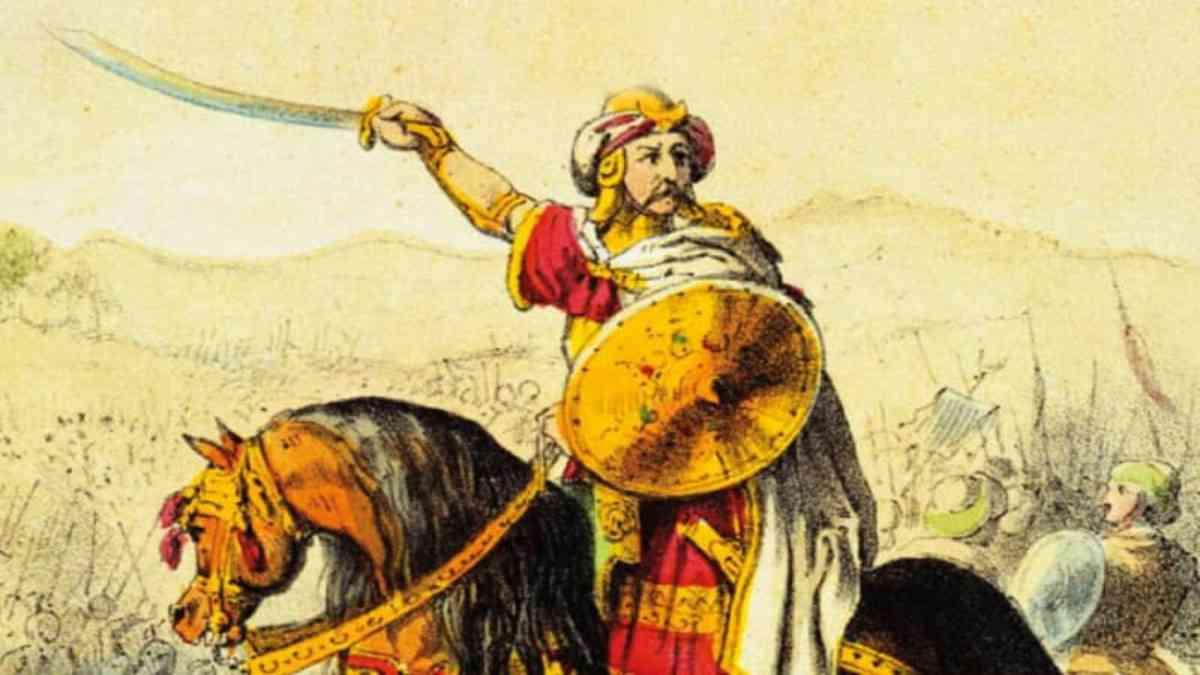 তারিক বিন জিয়াদ